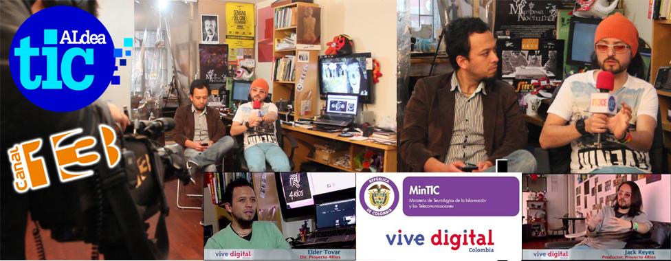 4 Ríos en Aldea TIC