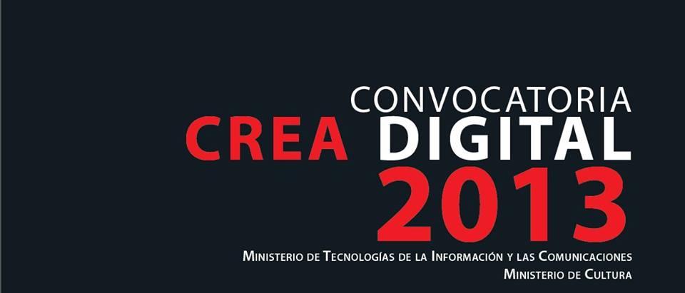 4 Ríos ganador en la convocatoria Crea Digital 2013